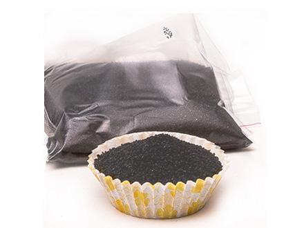 Песок №8 черный, 100 г