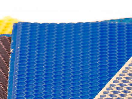 Вощина синяя Размер: 270х410 мм