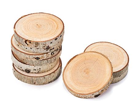 Подсвечник деревянный