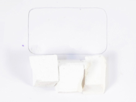 №1 Белый