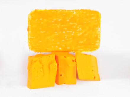 №6 Темно-желтый краситель для свечей