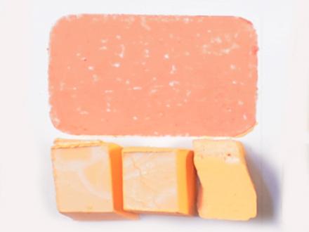 №19 Пастельно-оранжевый