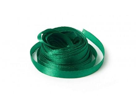 Лента темно-зеленая