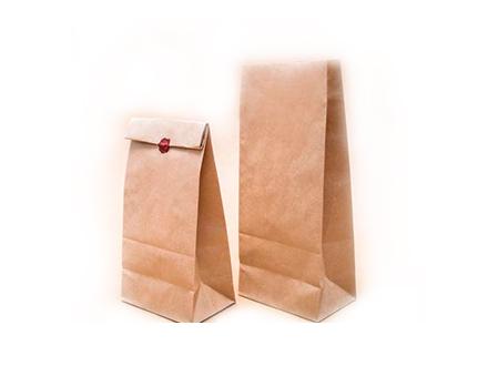 Пакет бумажный №2