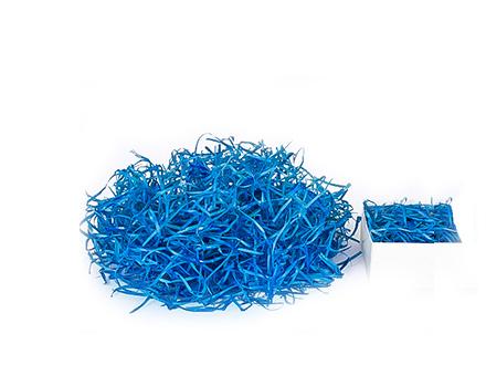 Наполнитель синий