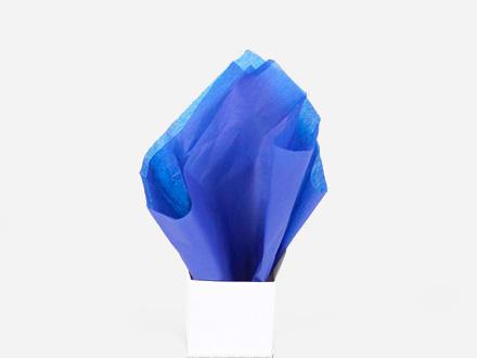 Тишью №7, синий