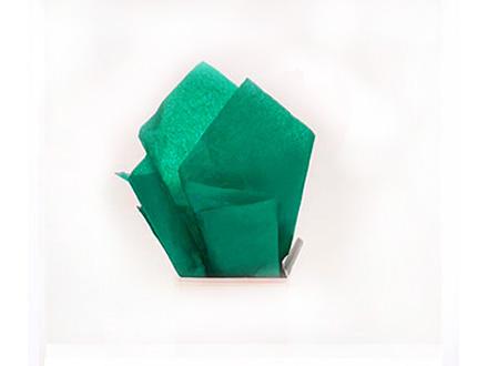 Тишью №4, зеленый